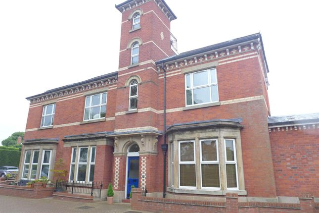 Thumbnail Flat for sale in Newcastle Road, Congleton
