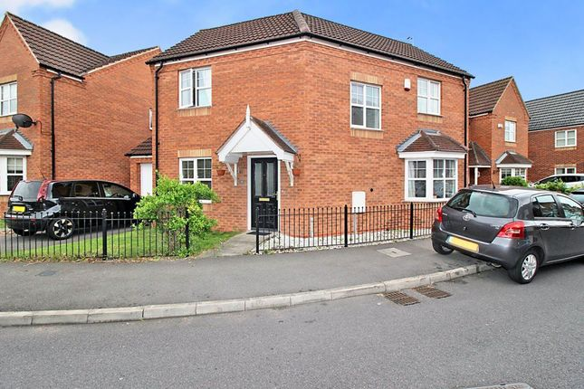 Thumbnail Detached house to rent in Johnson Way, Chilwell, Nottingham