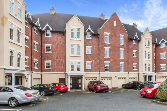 2 bed flat for sale in Tiverton Court, Blakemere Drive, Northwich, Cheshire CW9