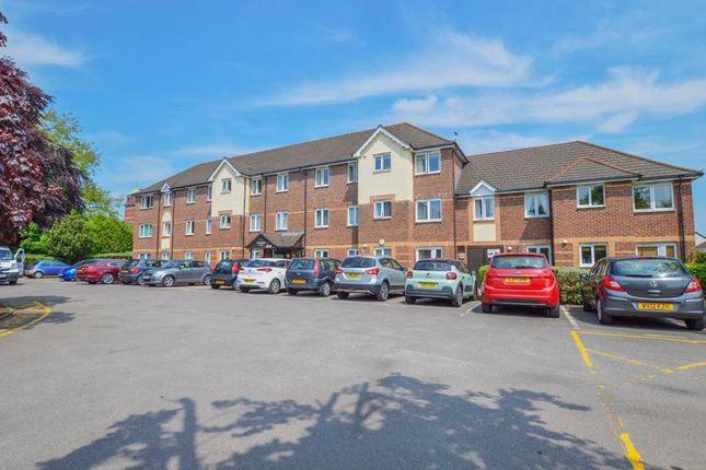 Thumbnail Flat for sale in Glendower Court Phase I, Cardiff