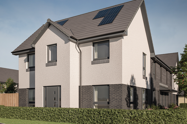 Thumbnail End terrace house for sale in Deer Park Gardens, Countesswells, Aberdeen