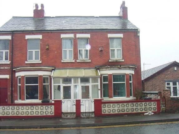 Thumbnail Semi-detached house for sale in Manchester Road, Hyde, Greater Manchester
