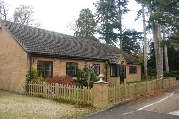 Thumbnail Bungalow to rent in Norton Grange, Little Kineton, Warwick