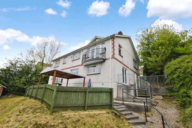 Thumbnail Detached house for sale in Howard Road, Plymouth, Devon