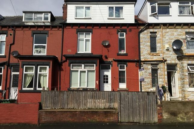Thumbnail Terraced house for sale in Compton Row, Leeds