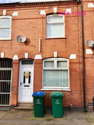 Thumbnail End terrace house to rent in Grafton Street, Coventry