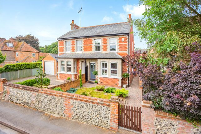 Thumbnail Semi-detached house for sale in Church Street, Hampstead Norreys, Thatcham