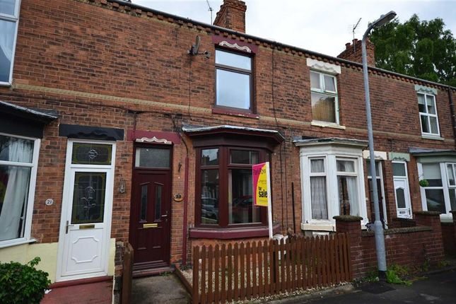 Thumbnail Terraced house for sale in George Street, Selby