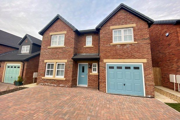 Thumbnail Detached house to rent in Page Drive, Darlington