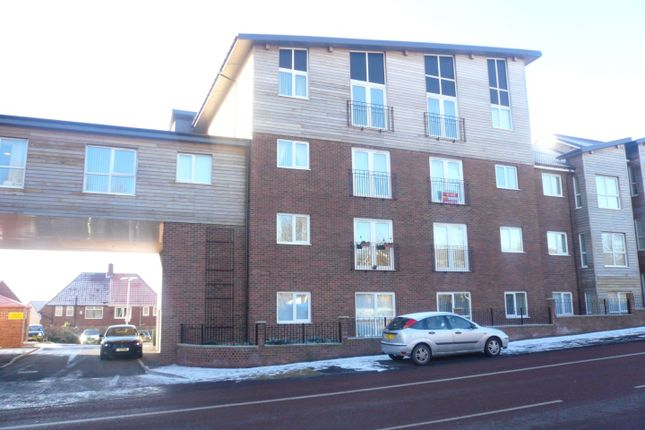 Thumbnail Flat to rent in Blacklock Close, Gateshead
