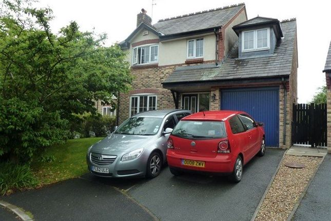 Thumbnail Detached house to rent in Bracken Hey, Clitheroe