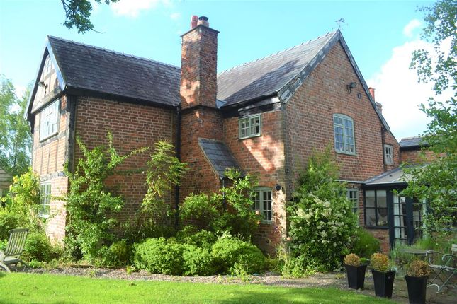 Thumbnail Detached house for sale in Wood Farm House, Breaden Heath, Whitchurch