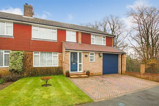 Thumbnail Semi-detached house for sale in Shelley Road, East Grinstead, West Sussex