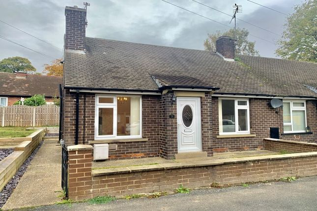 Thumbnail Bungalow to rent in Manor Park, Silkstone, Barnsley