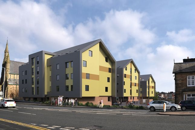 1 bed flat for sale in Garstang Road, Preston, Lancashire