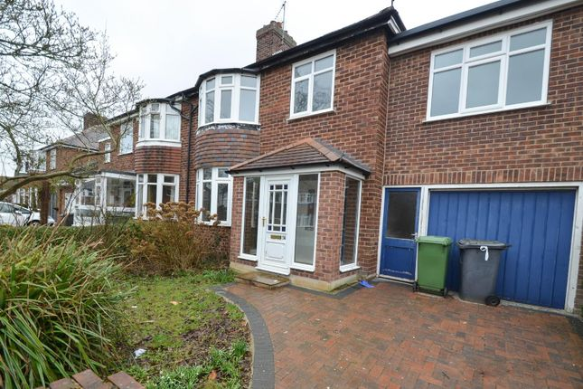Thumbnail Semi-detached house to rent in Hunters Way, Dringhouses, York