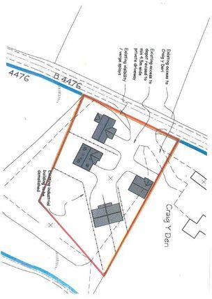 Thumbnail Land for sale in Cae Breuddwydion, Prengwyn, Llandysul
