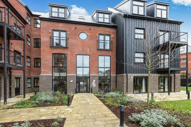 Thumbnail Flat for sale in Melton Hill, Melton, Woodbridge