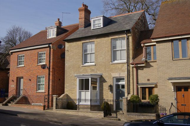 Thumbnail Semi-detached house for sale in Looms Lane, Bury St. Edmunds