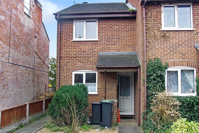 Thumbnail Terraced house to rent in Malvern Court, Beeston