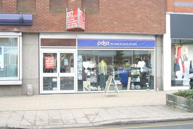 Thumbnail Retail premises to let in 1 Delamere Street, Crewe, Cheshire