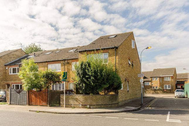 Thumbnail End terrace house for sale in Stevenage Road, Fulham