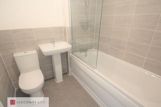 Bathroom of Dehavilland Road, Rogerstone, Newport NP10
