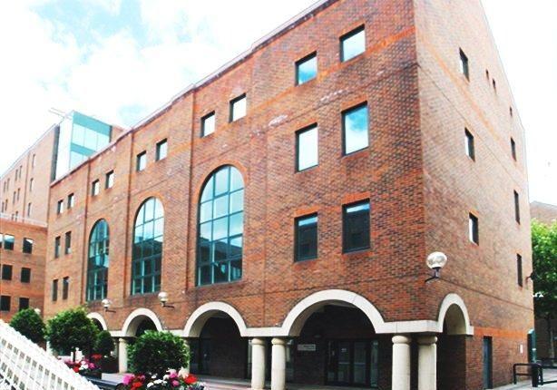Office to let in Davenport House Glengall Bridge Pepper Street, London