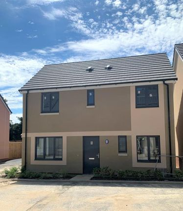 Detached house for sale in Cornwood Chase, Ivybridge, Devon