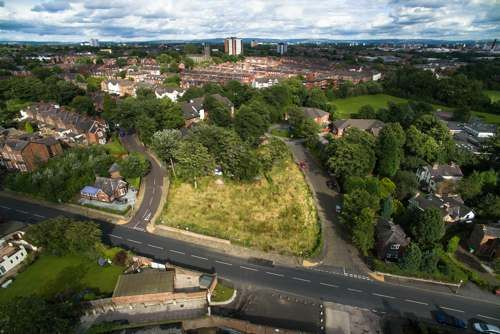 Thumbnail Land for sale in Lower Broughton Road, Salford, Manchester