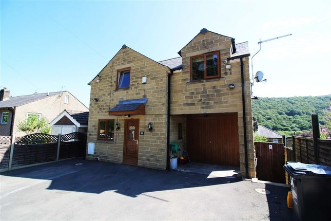 Thumbnail Detached house for sale in Higher Parkroyd Drive, Kebroyd, Sowerby Bridge