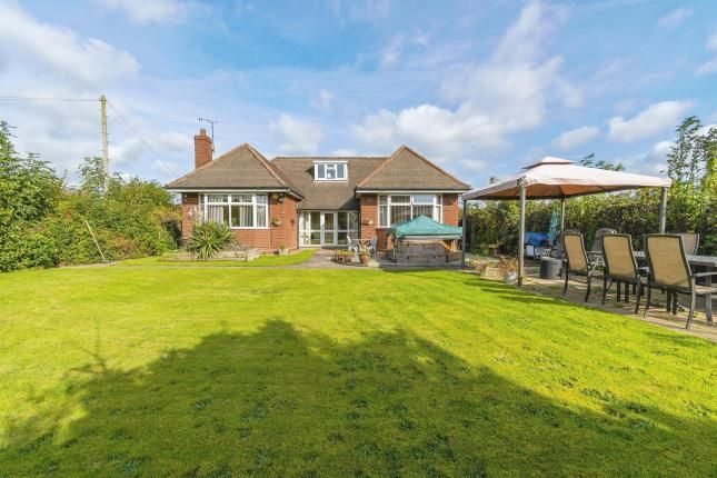 Thumbnail Detached house for sale in Yieldsfield Hall Farm, Stafford Road, Bloxwich