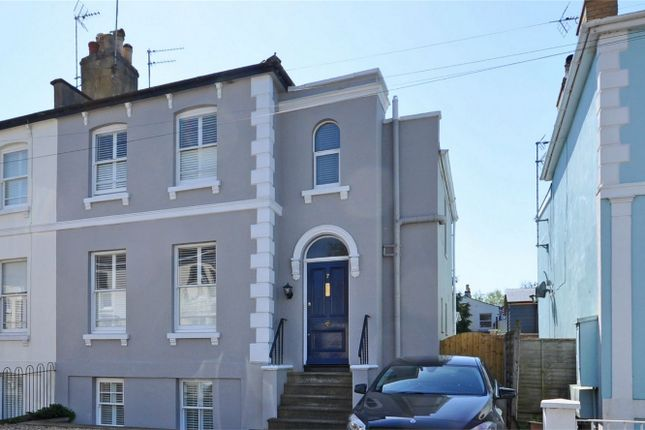 Thumbnail Semi-detached house to rent in Kings Road, Cheltenham