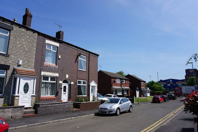 Thumbnail Terraced house to rent in Wilton Street, Chadderton