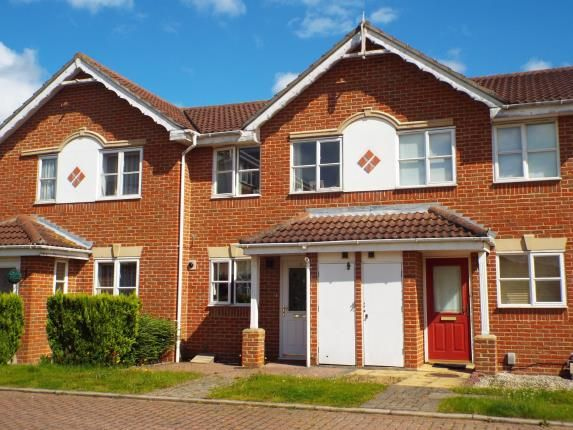 Thumbnail Terraced house for sale in Cheldoc Rise, St. Marys Island, Chatham, Kent