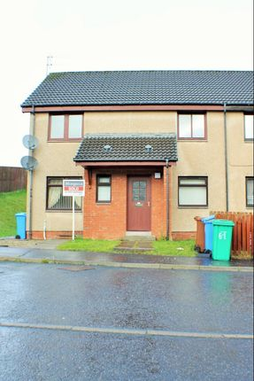 Thumbnail Terraced house to rent in Burnside Terrace, Oakley, Fife