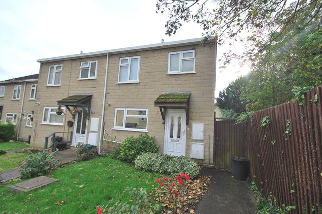 Thumbnail End terrace house for sale in Dominion Road, Twerton, Bath
