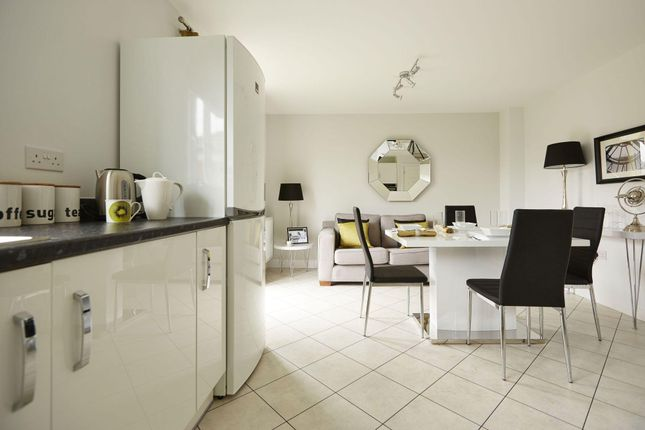 """Thumbnail Detached house for sale in """"Chesham"""" at Birmingham Road, Bromsgrove"""