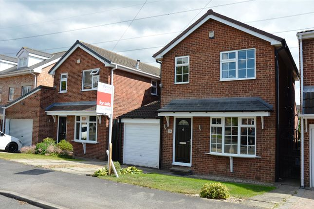 Thumbnail Detached house for sale in Gainsborough Way, Stanley, Wakefield, West Yorkshire