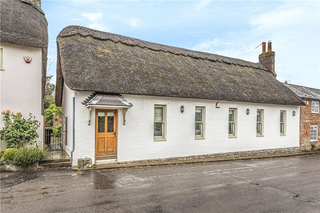 Thumbnail Semi-detached house for sale in Higher Street, Okeford Fitzpaine, Blandford Forum, Dorset