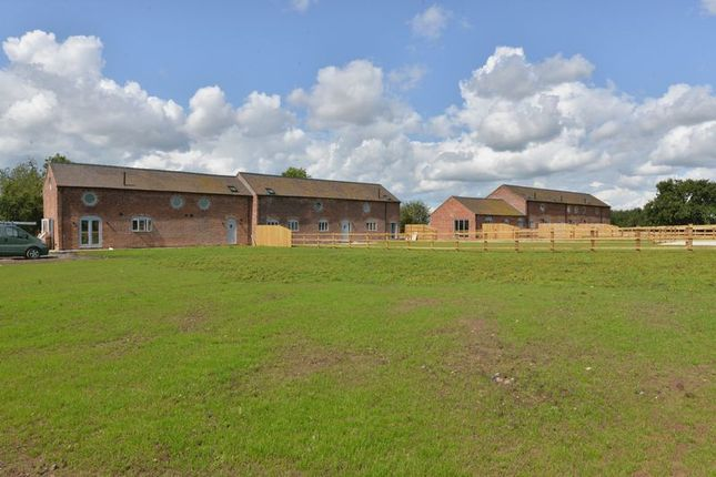 Thumbnail Barn conversion for sale in Rushy Lane, Barthomley, Crewe