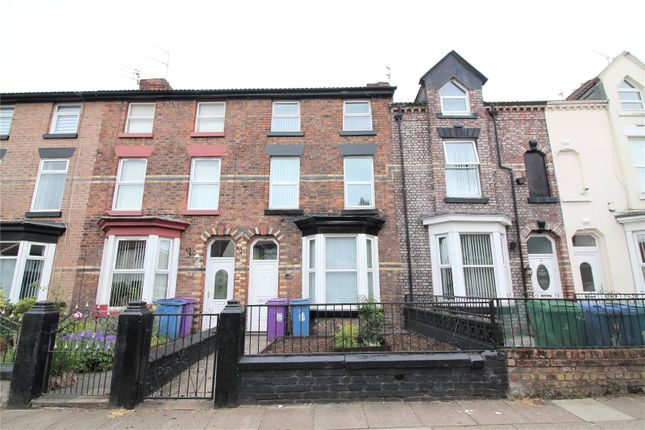 Thumbnail Terraced house to rent in Rawcliffe Road, Liverpool