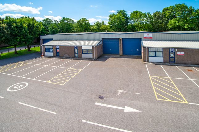 Thumbnail Warehouse to let in Brunel Way, Bristol