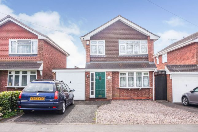 3 bed detached house for sale in Upper Sneyd Road, Wolverhampton WV11