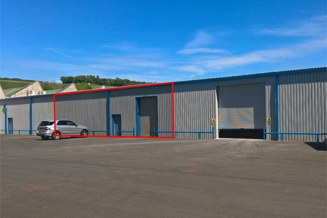 Thumbnail Commercial property to let in Unit 1B Gibson Buildings, Ettrick Park Industrial Estate, Dunsdale Road, Selkirk, Scottish Borders