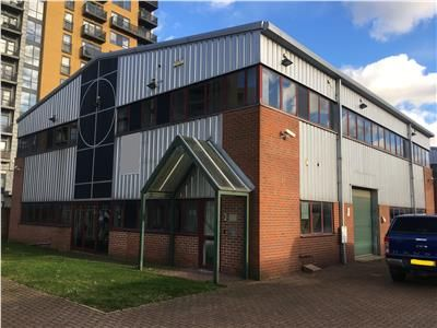 Thumbnail Light industrial to let in Greenwich Centre Business Park, Unit 24, 53 Norman Road, London