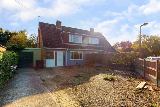 Thumbnail Semi-detached house for sale in Westfield Drive, Coggeshall