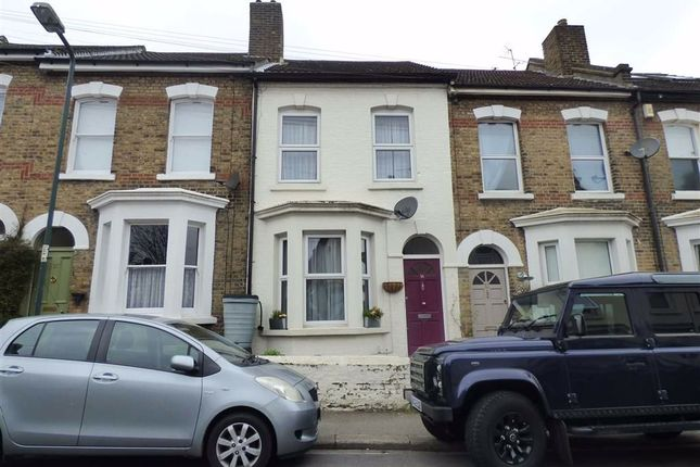 Thumbnail Terraced house to rent in Longley Road, Rochester