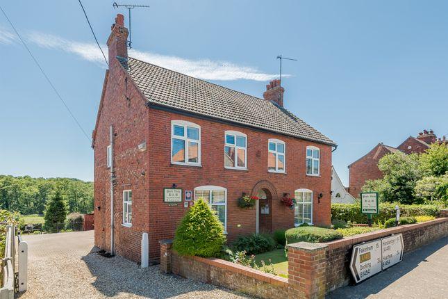 Detached house for sale in Heacham Road, Sedgeford, Hunstanton