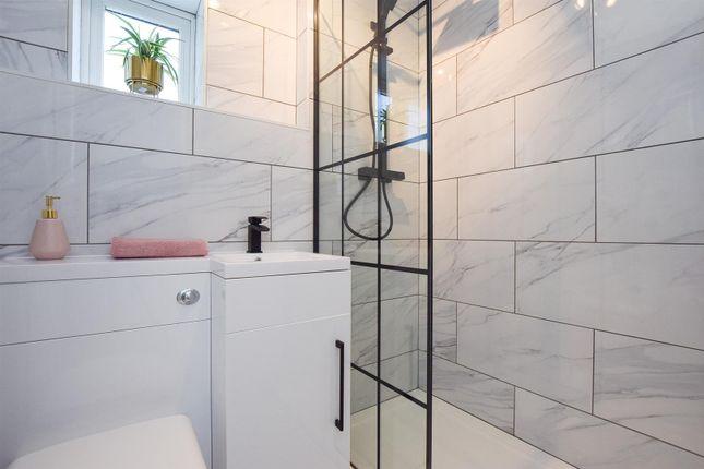 Shower Room of Bohemia Road, St. Leonards-On-Sea TN37
